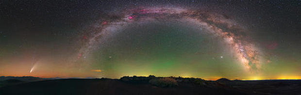 Astrophotography: Stunning images of Idaho's night sky