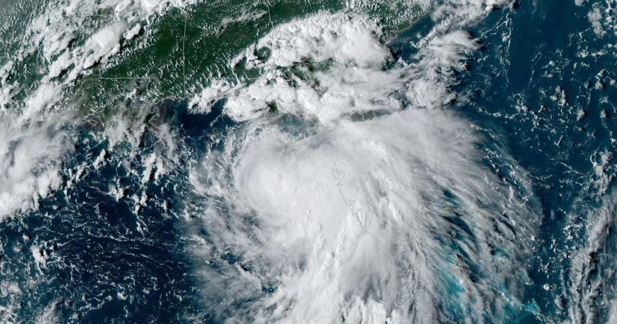 Hurricane Sally: Millions prepare for Category 2 storm ...Hurricane Sally Track