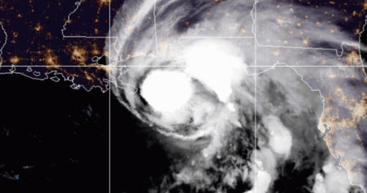 """Hurricane Sally could bring """"historic"""" flooding to Gulf Coast – CBS News"""