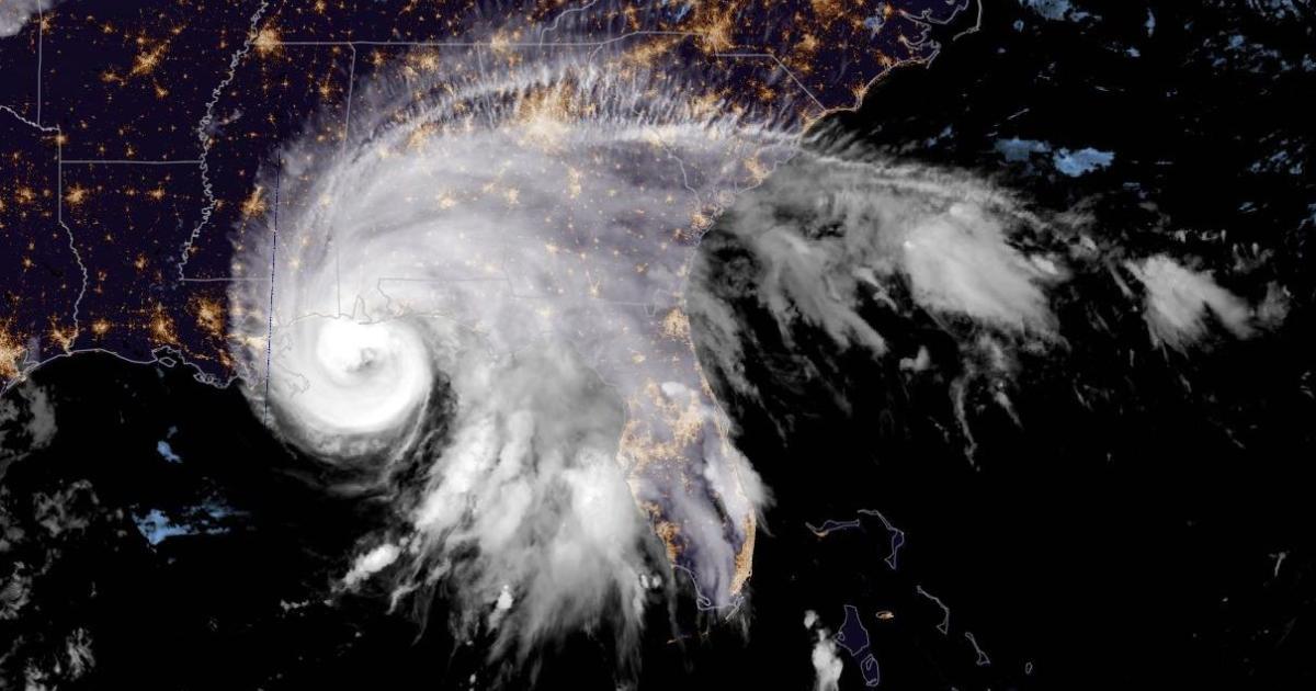 Hurricane Sally strengthening as it inches toward Gulf CoastHurricane Sally Tracker