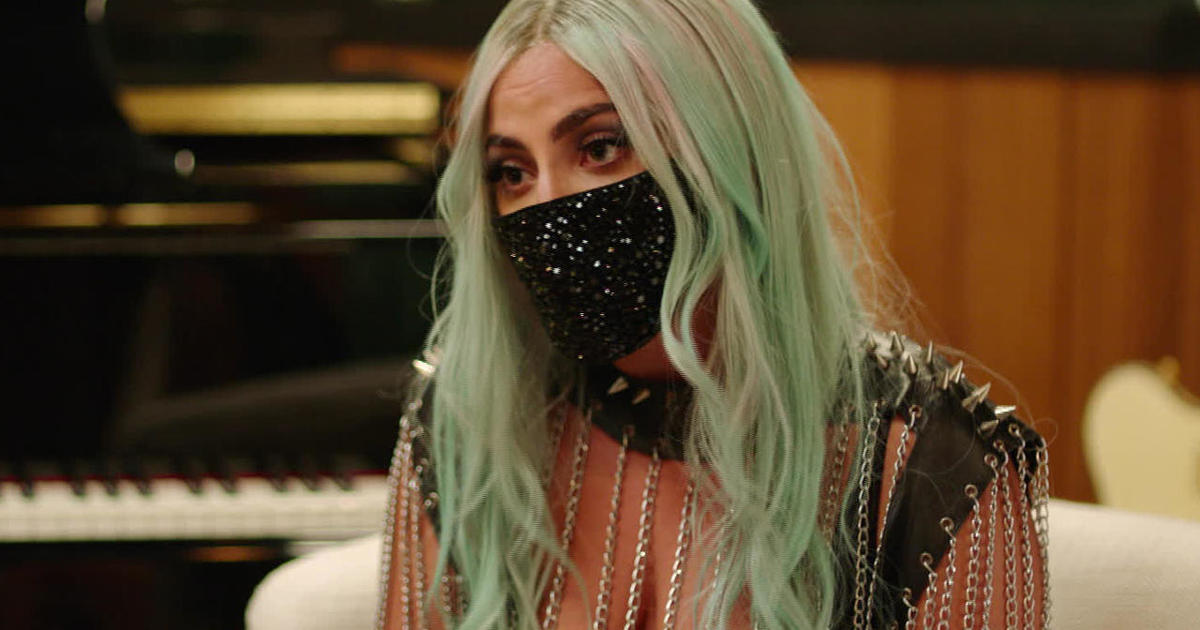 Lady Gaga, lost ... and found