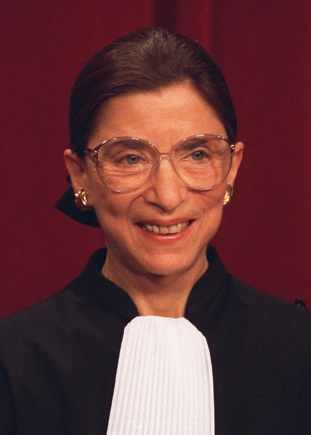 SCOTUS JUSTICE GINSBURG