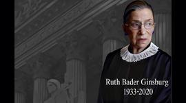 60 Minutes remembers Ruth Bader Ginsburg