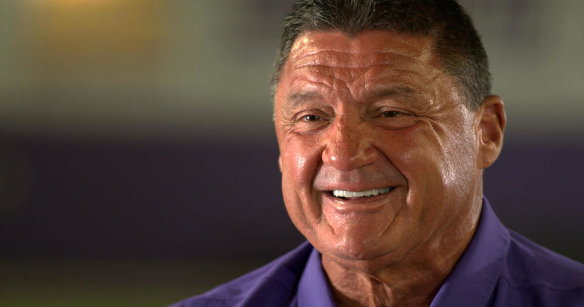 LSU football coach Ed Orgeron: ace recruiter, master motivator