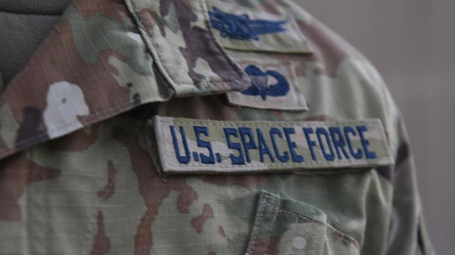 Mideast US Space Force