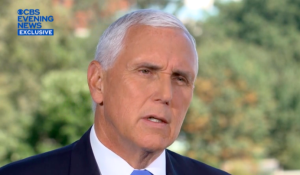 """Pence says Trump has """"obligation"""" to quickly name Supreme Court pick"""
