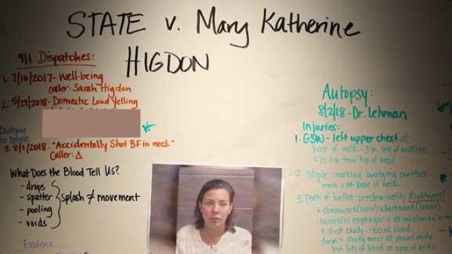 Mary Katherine Higdon