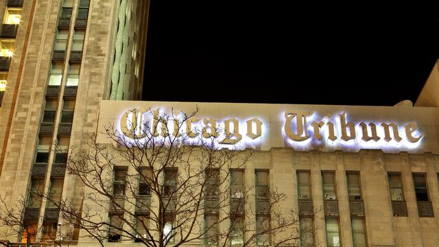 Tribune Co. wants to split into two