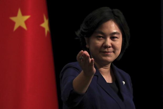 China Australia Chinese Detention