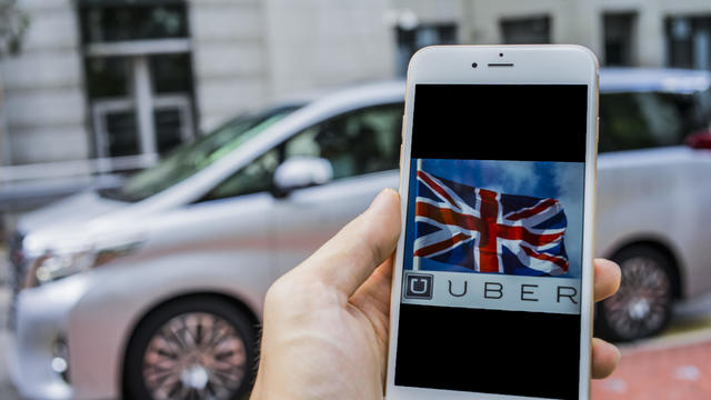 Uber Banned In UK