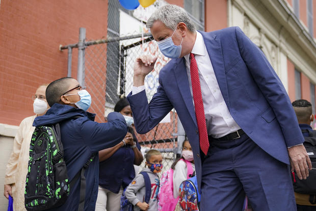 APTOPIX Virus Outbreak NYC Schools