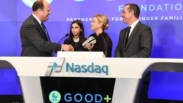 GOOD+ Foundation Rings The Nasdaq Opening Bell