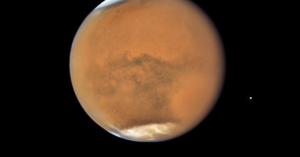 How to watch Mars make its closest approach to Earth until 2035