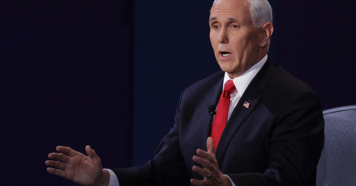 Pence tells governors coronavirus vaccine distribution could begin in two weeks - CBS News
