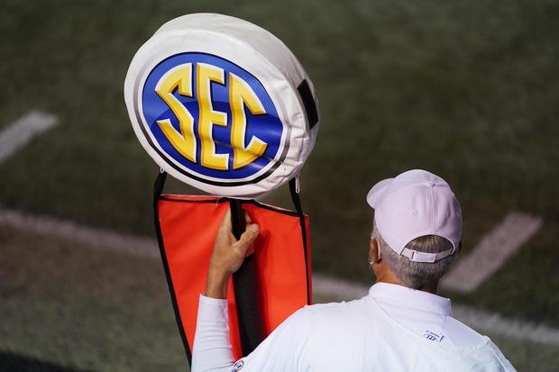 SEC college football