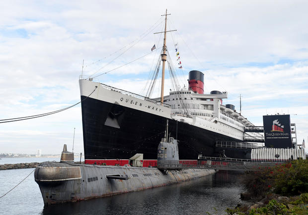 Scorpion, former Soviet submarine that is docked next to the Queen Mary has reportedly been sold to an anonymous buyer.