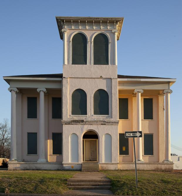 Drish House in Tuscaloosa, Alabama