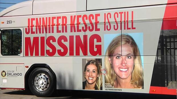 The disappearance of Jennifer Kesse