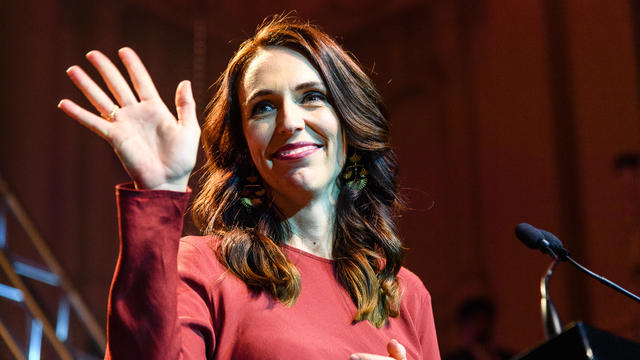 Ardern on Course For Landslide Victory in New Zealand Election