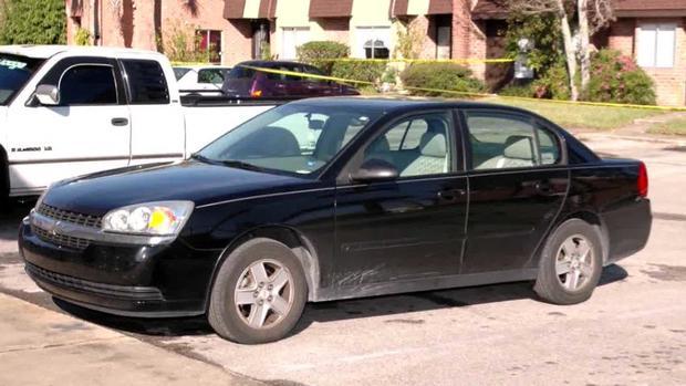 Jennifer Kesse's car