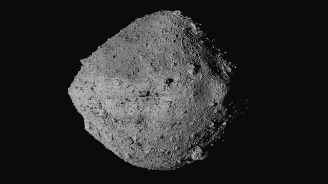 Space Asteroid Grab