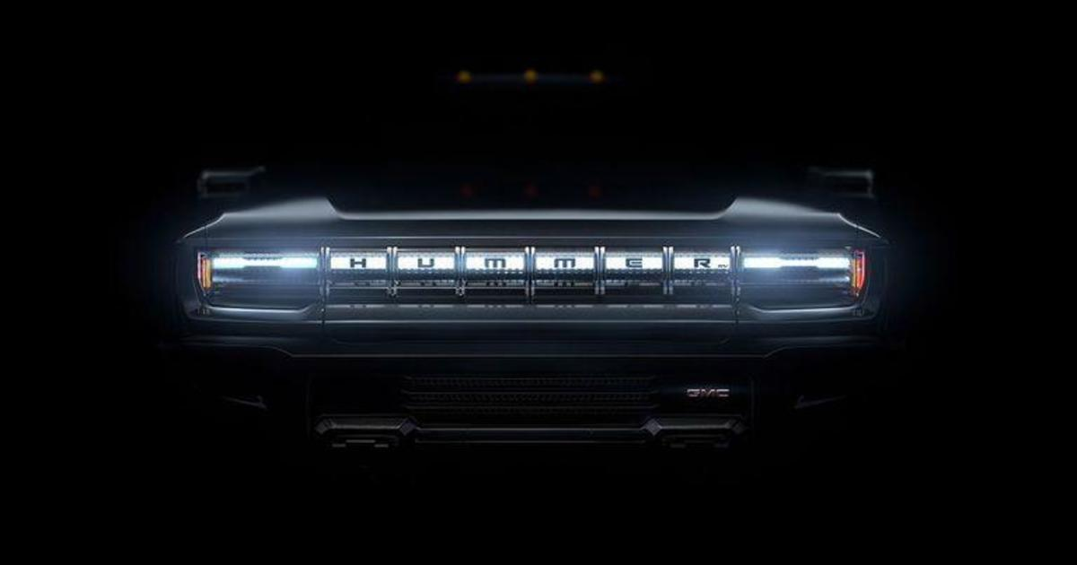 GM expected to announce details of all-electric GMC Hummer EV pickup truck
