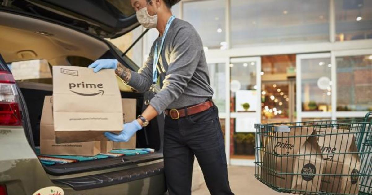 Amazon now offering 1-hour pickup at Whole Foods stores across U.S.