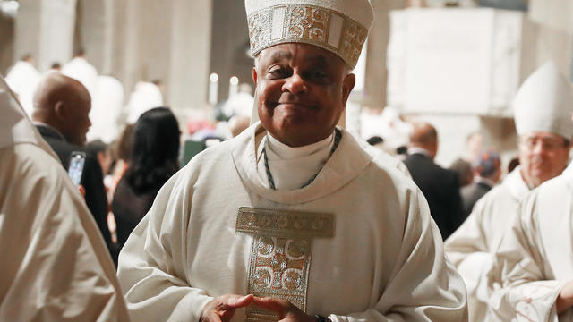 New Archbishop Of Washington Wilton Gregory Is Installed