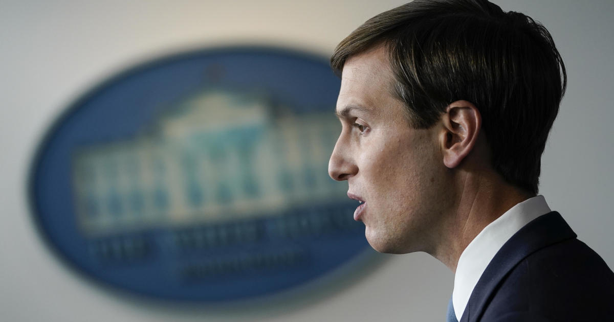 Jared Kushner faces criticism after saying African Americans must