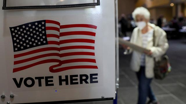 U.S.-NEW YORK-EARLY VOTING-PRESIDENTIAL ELECTION