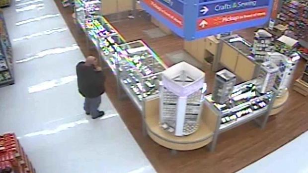 Will Hargrove Walmart surveillance