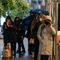 New Yorkers Wait In Line To Get Testing For Coronavirus