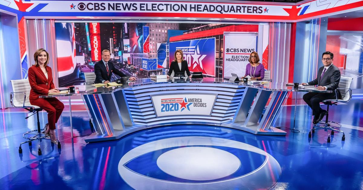 How To Watch Election Coverage Tonight Cbs News