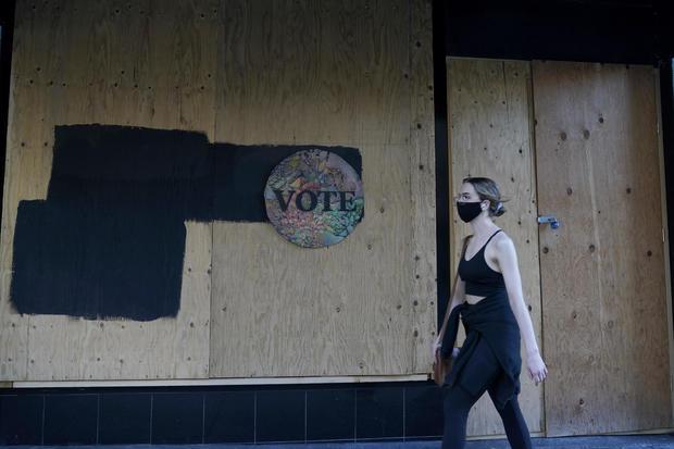 Election 2020 — California