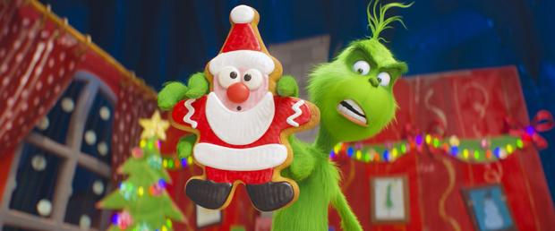 """44. """"The Grinch"""" (60%)"""