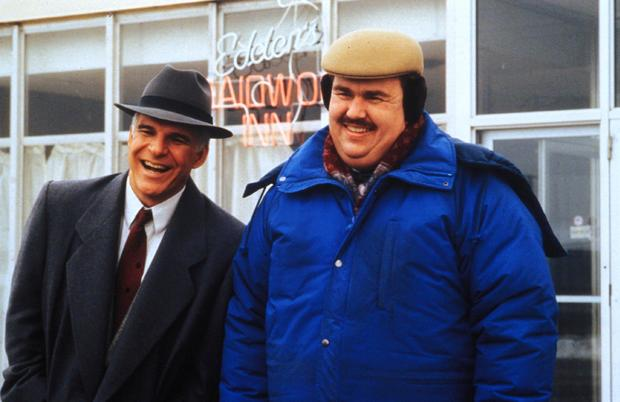 "15. ""Planes, Trains and Automobiles"" (91%)"