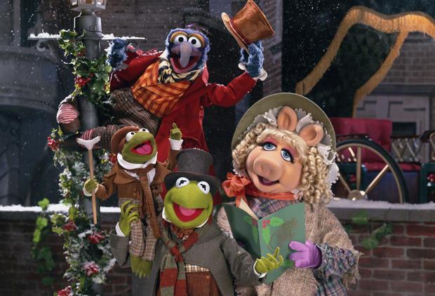 "(TIE) 27. ""The Muppet Christmas Carol"" (76%)"