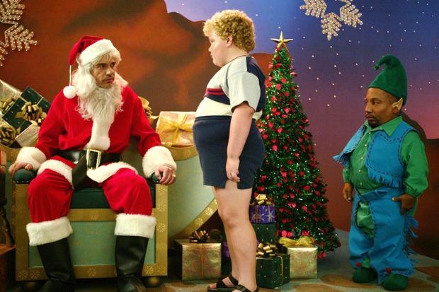 """24. """"Bad Santa"""" (79%)"""