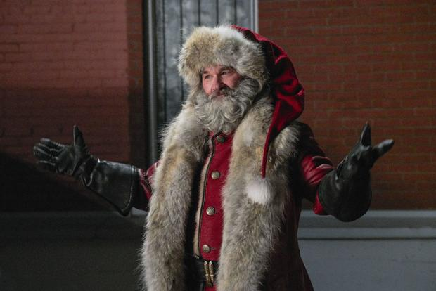 """(TIE) 35. """"The Christmas Chronicles"""" (67%)"""