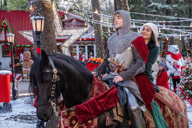 "34. ""The Knight Before Christmas"" (70%)"