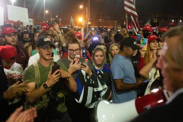 """Voters Rights Rally"" in Phoenix, Arizona"