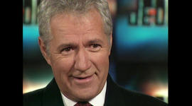 When Alex Trebek appeared on 60 Minutes