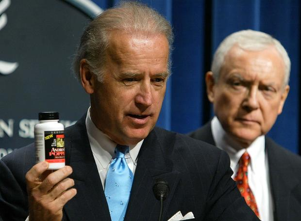HHS And FDA Announce Steroid Crackdown