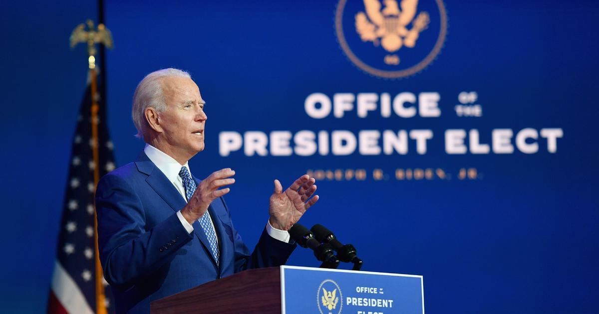 Biden transition barrels forward while Trump administration stalls – CBS News