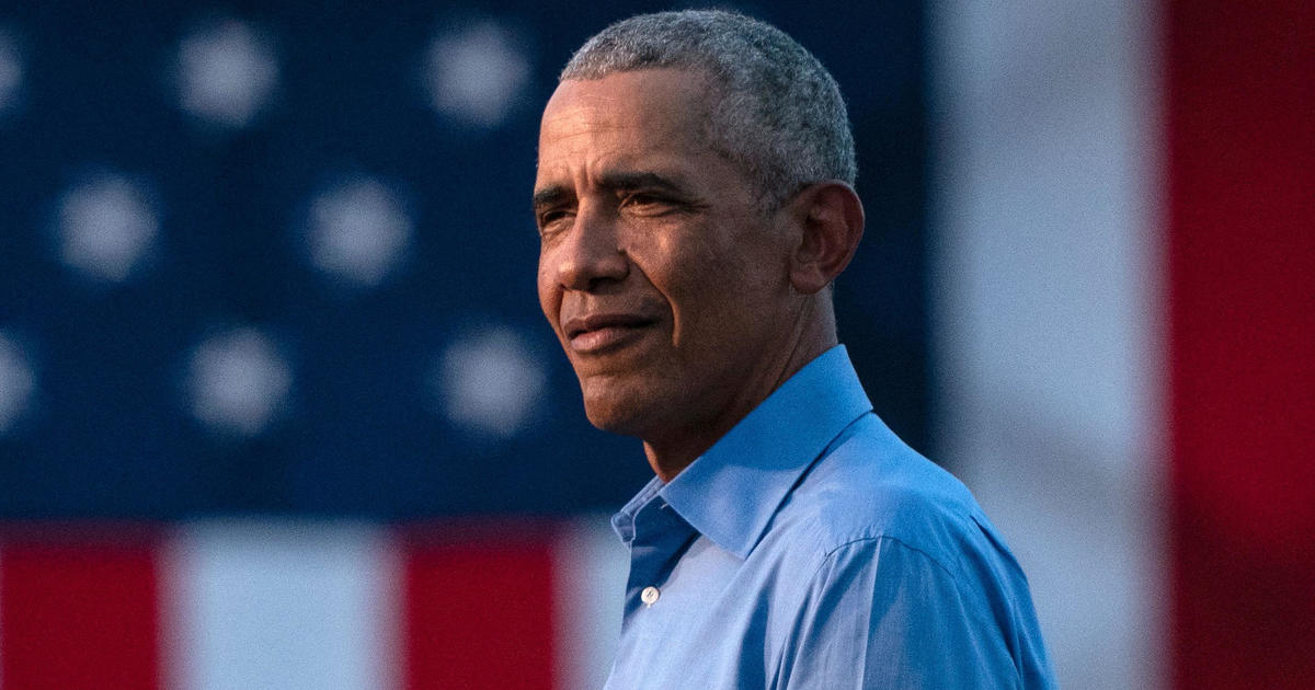 "Former President Barack Obama to be Interviewed on ""60 Minutes"" and ""CBS Sunday Morning"" Ahead of Highly Anticipated Release of His New Book ""A Promised Land"""