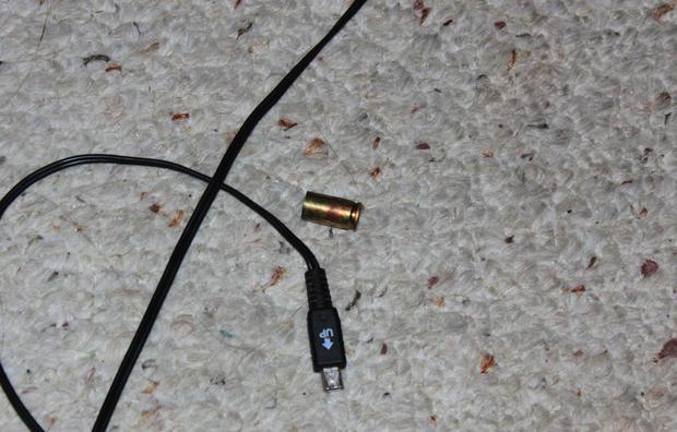 Martin bullet casing