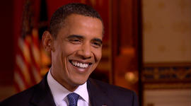 President Obama on 60 Minutes from 2007-2012
