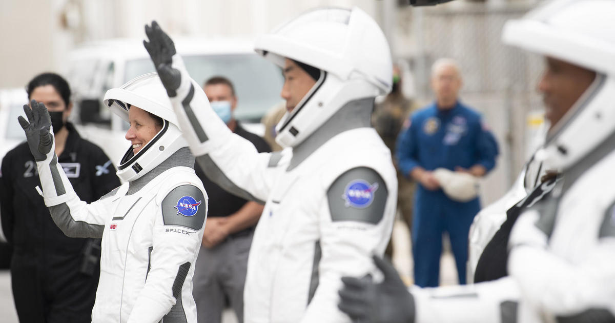 NASA ushering in new era with first operational launch of SpaceX Crew Dragon carrying 4 astronauts – CBS News
