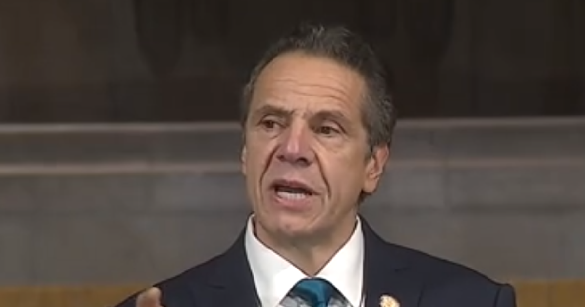 COVID-19 hospitalizations in New York are up 128% in 3 weeks, Cuomo says