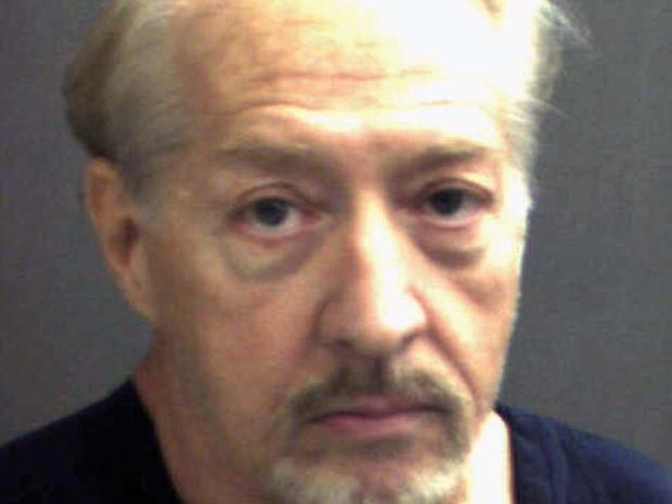 Jim Martin arrest photo